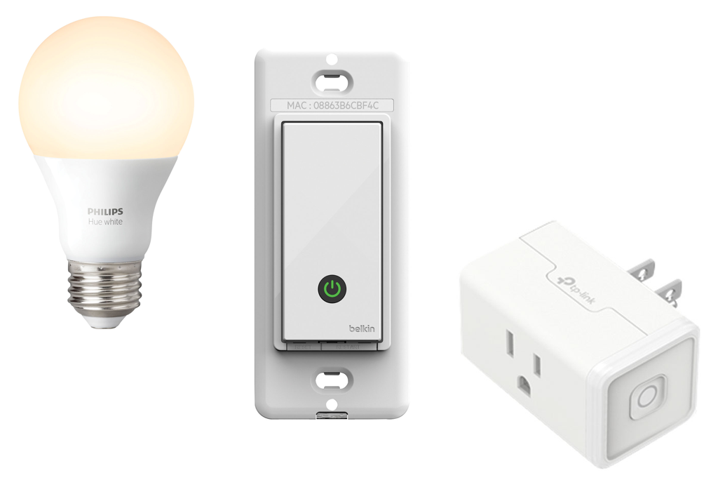 Lights, Plugs, and Switches are Part 3 of 12 Months of Smart Home ...