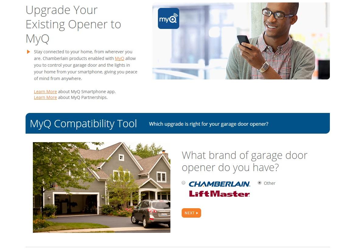 Chamberlain Myq Smart Garage Hub Review Best Buy Blog