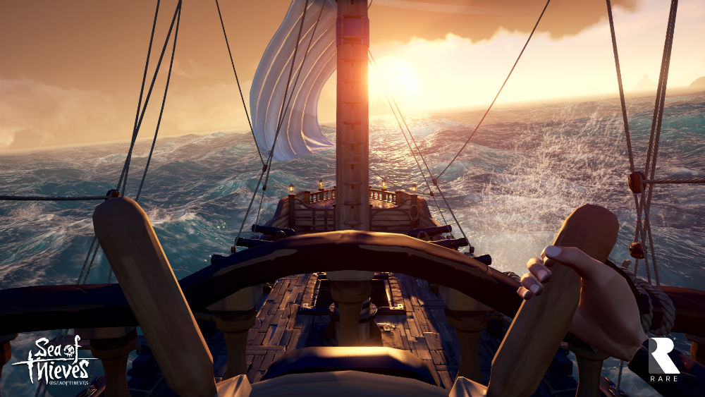 Sea of Thieves graphics
