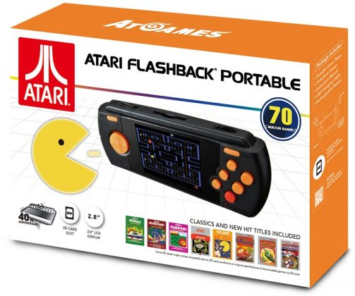 AtGames Atari Portable