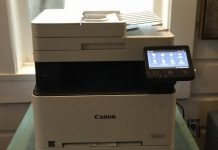 Canon ImageCLASS Colour Wireless Laser Printer Review