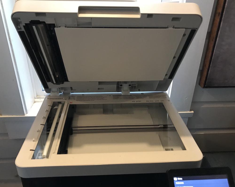 Canon ImageCLASS Colour Wireless Printer Review