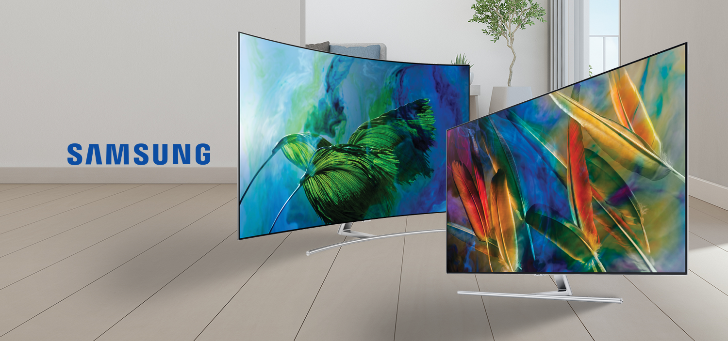 Samsung Qled And Mu7000 Series Tv Overview Best Buy Blog