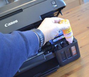 Canon Pixma 4200 MegaTank review