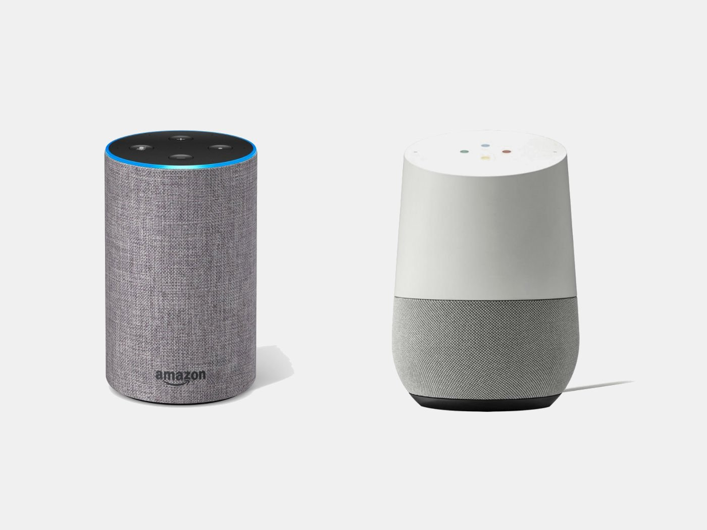 Google Home and Echo Together
