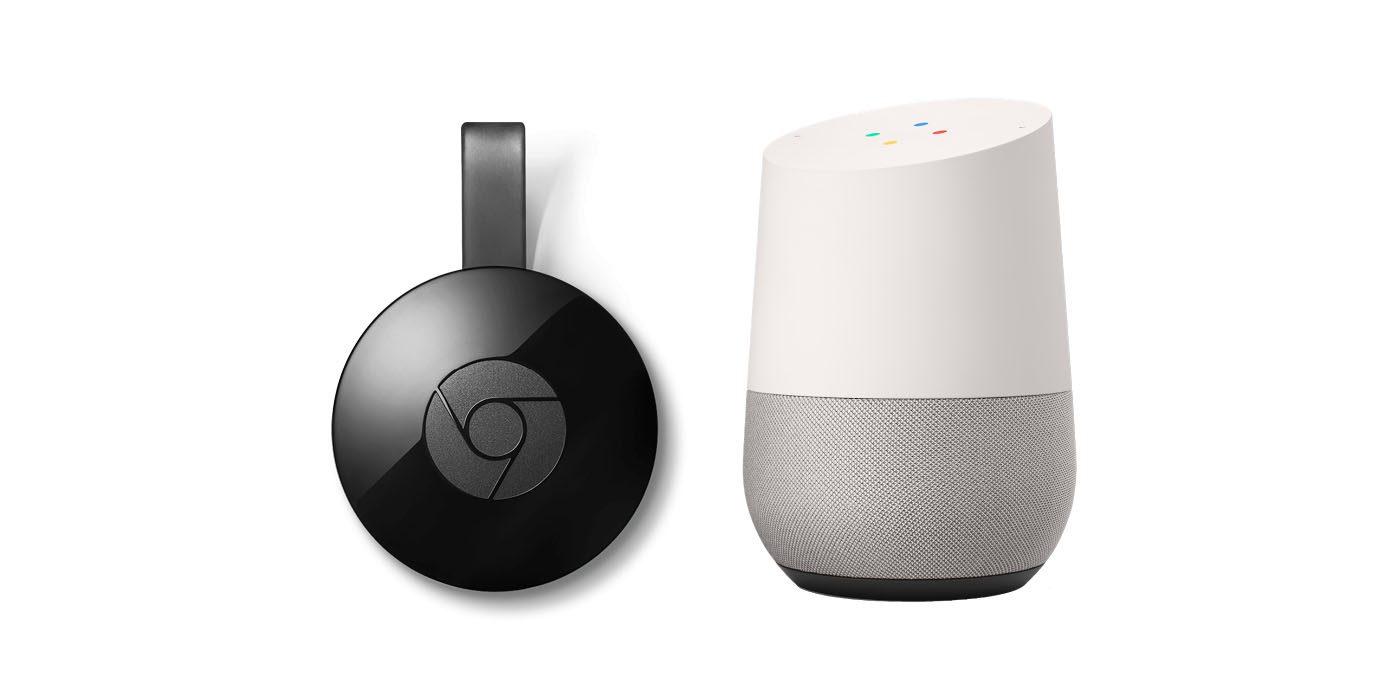 Google Home with Chromecast