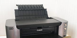 The Canon PIXMA Pro-100