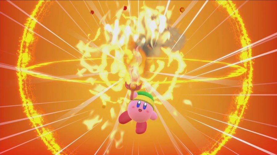 Kirby Star Allies graphics