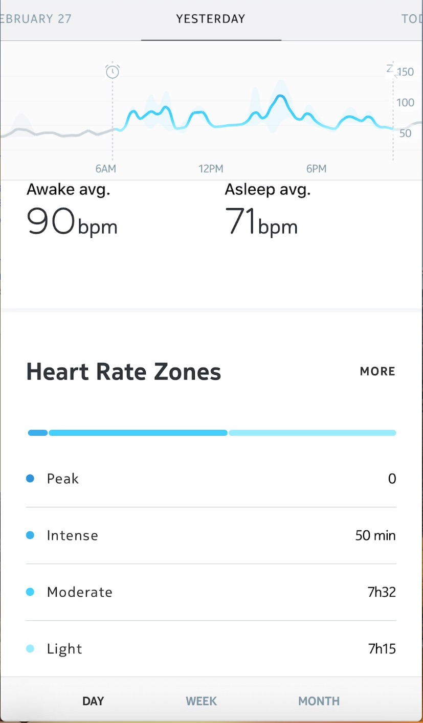 Nokia Steel HR Heart Rate Monitoring