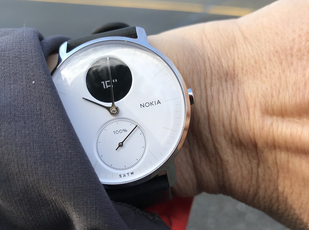 Nokia Steel HR Review