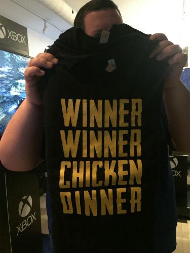 PUBG Winner Winner
