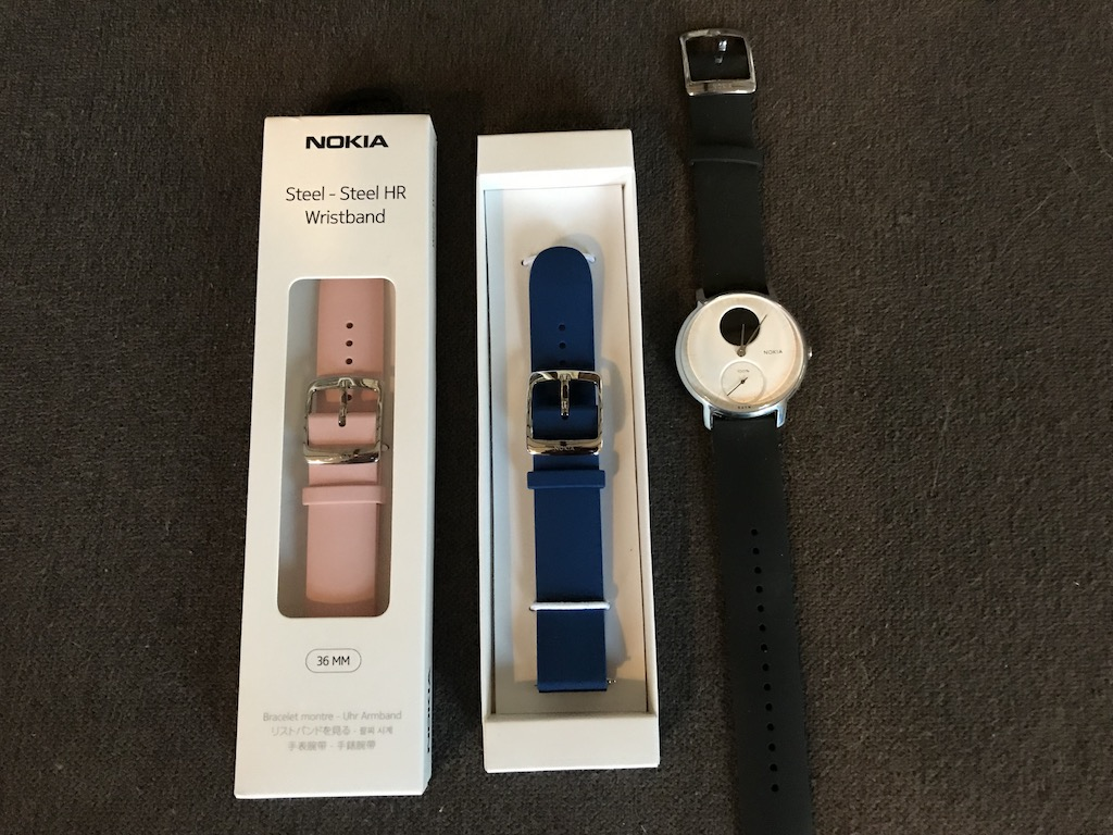 Review of the Nokia Steel HR fitness watch
