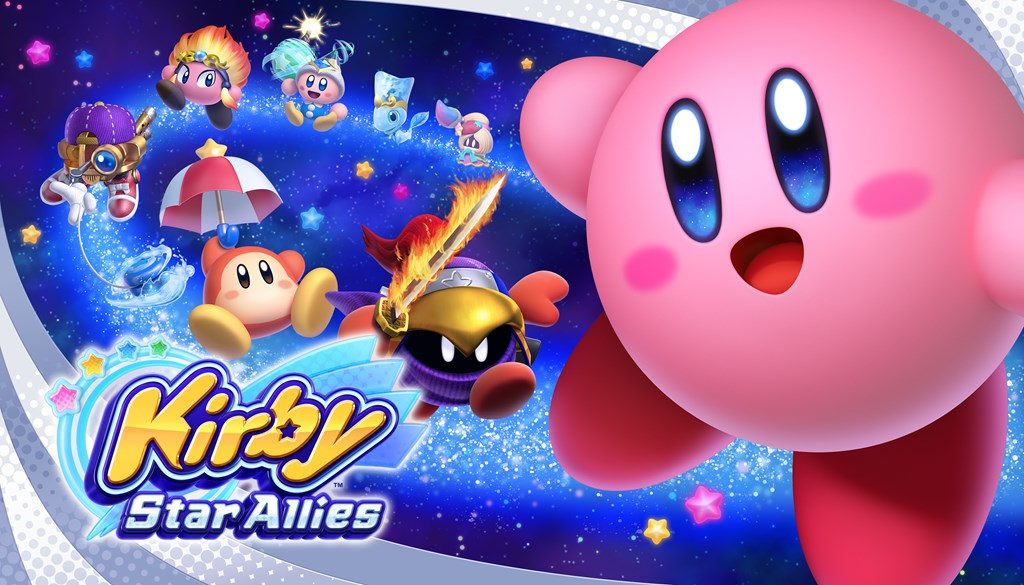 Kirby Star Allies banner