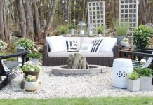 patio furniture backyard patio makeover