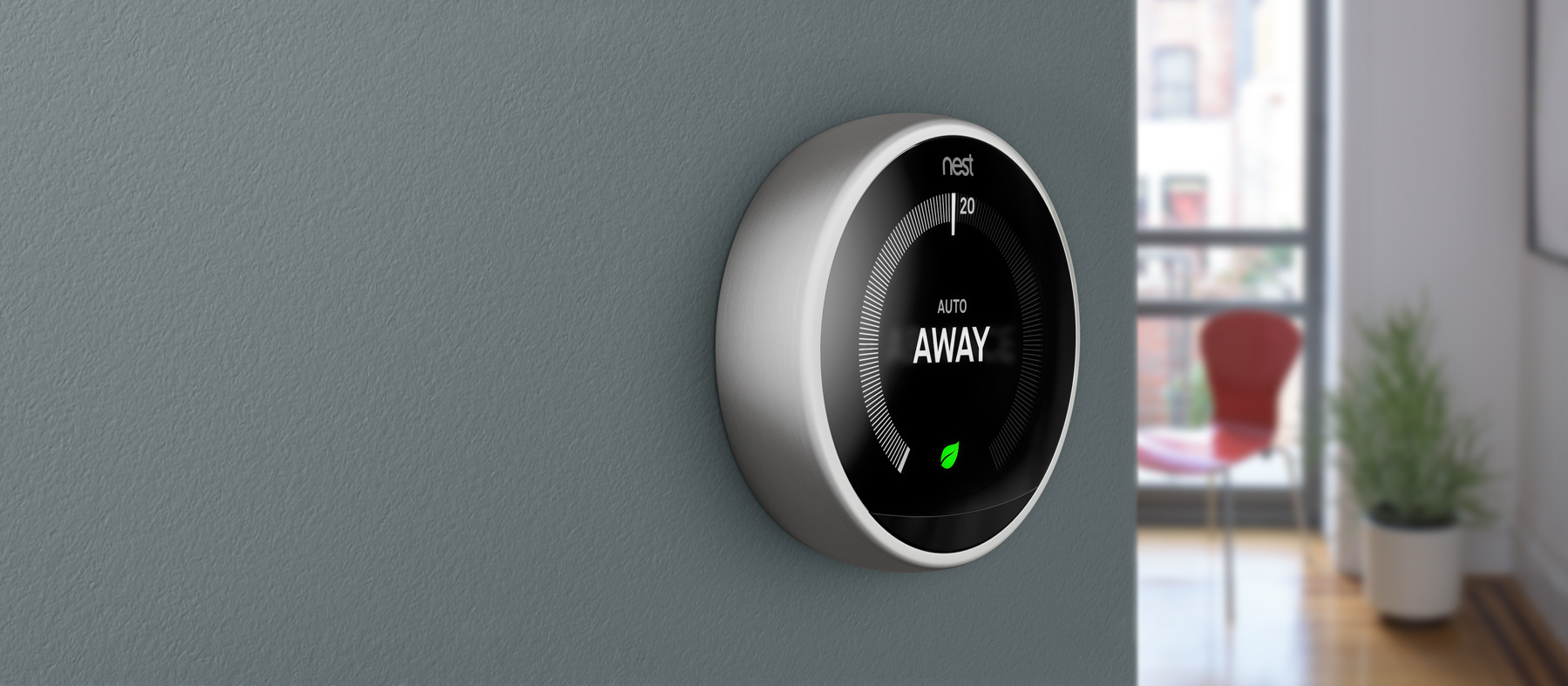 nest smart thermostat