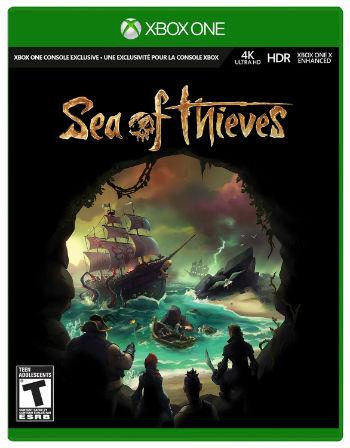 Sea of Thieves box art