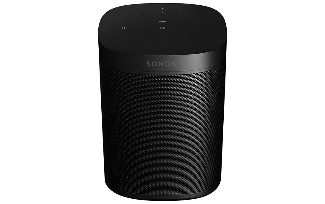 Enter to win a Sonos One with Alexa built in from Best Buy