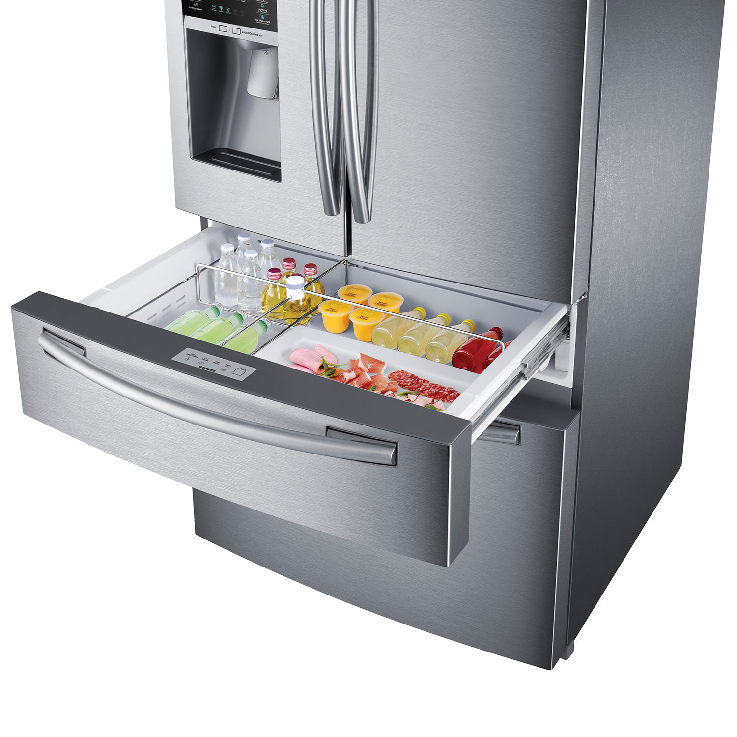 mid-level drawer upgrade your refrigerator