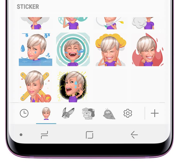 How to create and use AR Emojis on the Samsung Galaxy S9 and