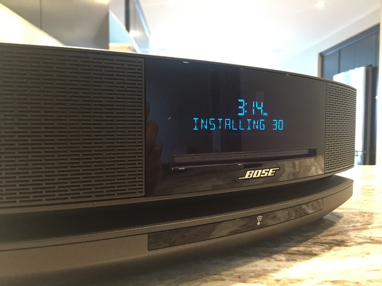 review of the bose wave soundtouch iv best buy blog. Black Bedroom Furniture Sets. Home Design Ideas