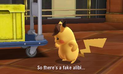 Detective Pikachu puzzle
