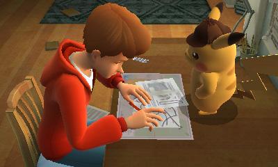 Detective Pikachu Tim Goodman