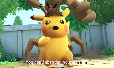 Detective Pikachu adventure