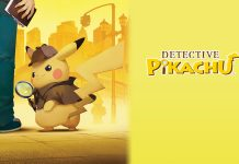 Detective Pikachu banner