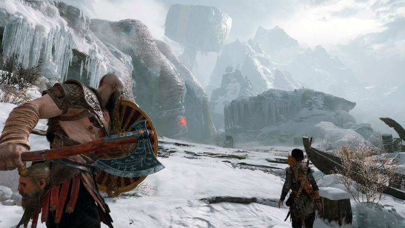 God of War Norse