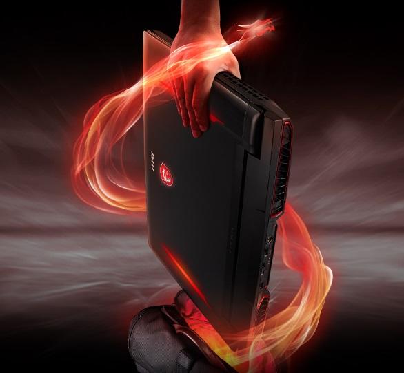 gaming laptop MSi