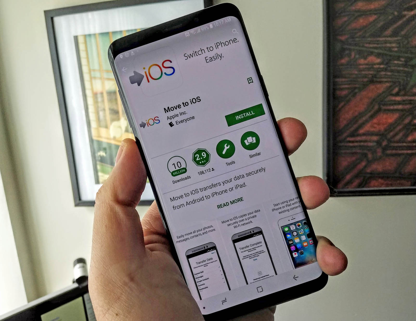 Tips to make switching from Android to iPhone a breeze