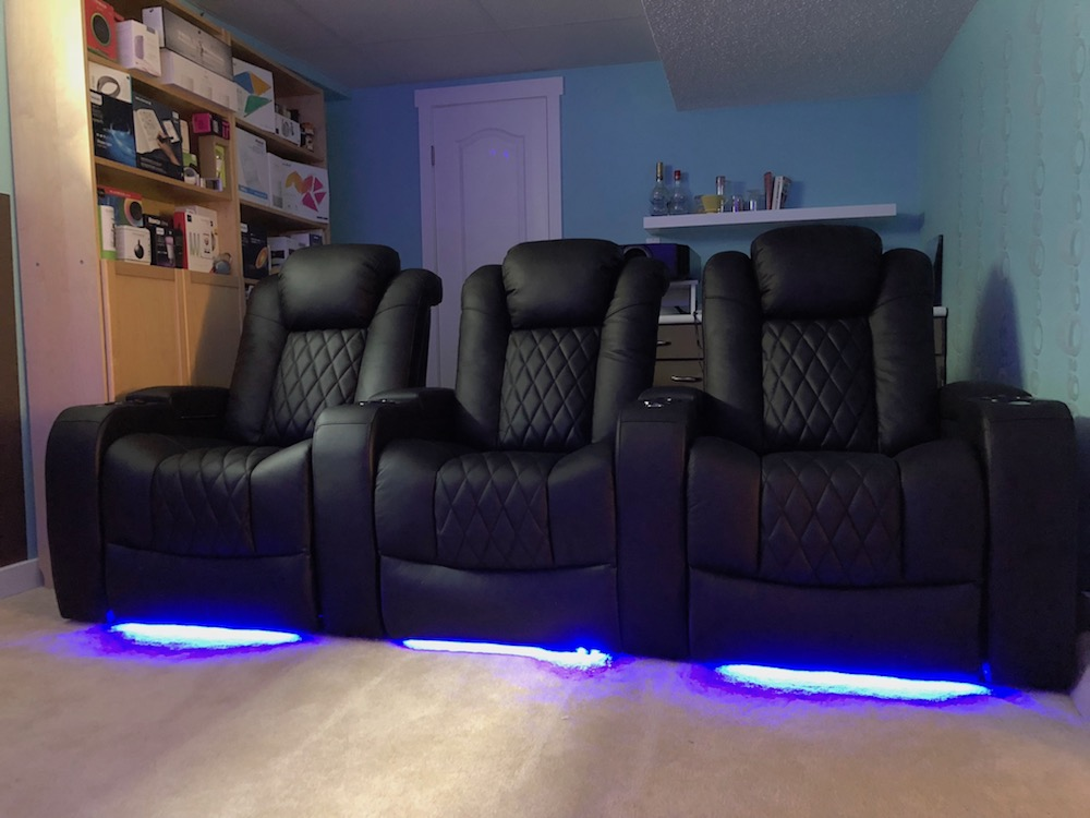 review of valencia home theatre seating best buy blog