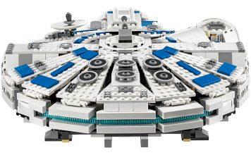 Lego Millennium Falcon Kessel Run Edition