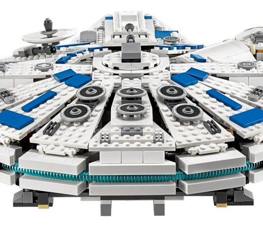 Lego Millennium Falcon Kessel Run Edition