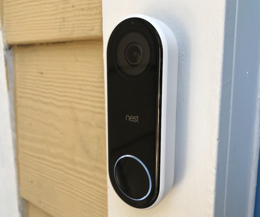 Nest Hello Doorbell Camera review