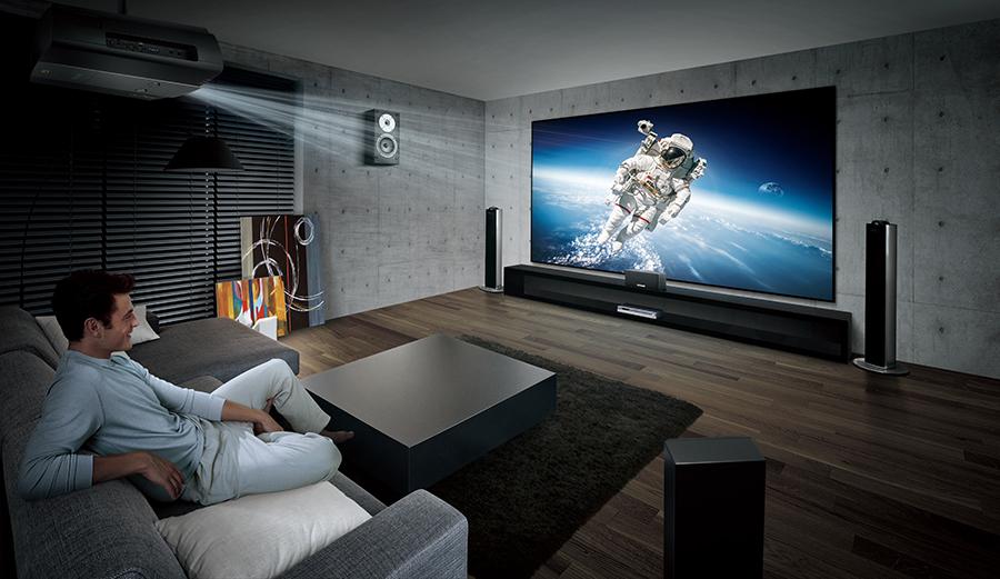 Get a projector