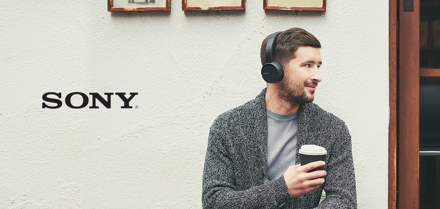 Sony Wh Ch700n Over Ear Noise Cancelling Bluetooth Headphones With Mic Black Best Buy Canada