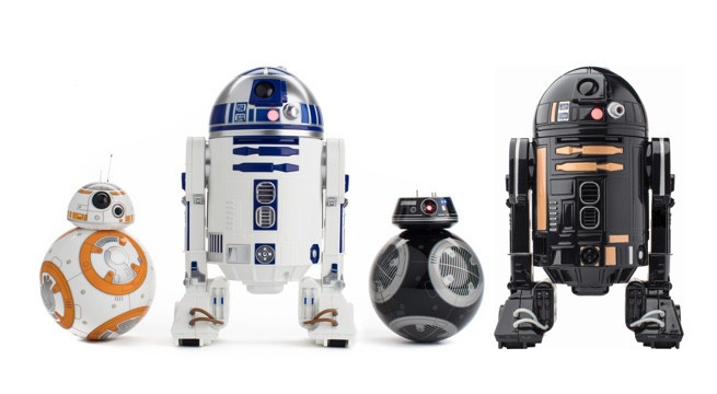 Sphero Star Wars Droids