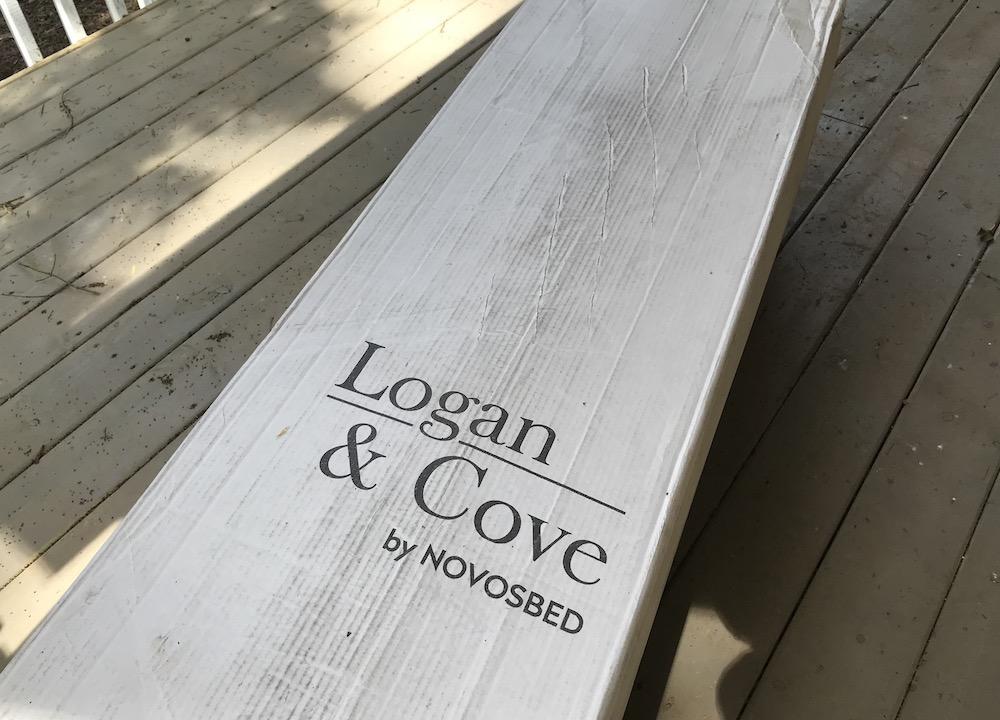Unbox Logan & Cove mattress