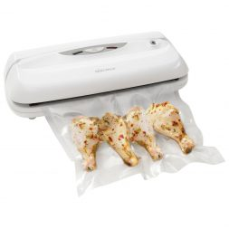 meal prep - fresh vacuum food sealer