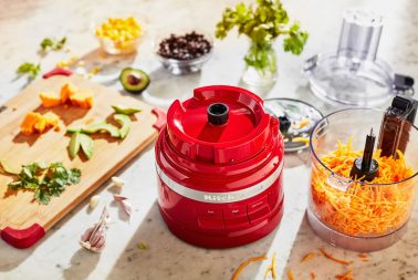 meal prep - kitchenmaid food processor