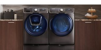 upgrade your washer and dryer