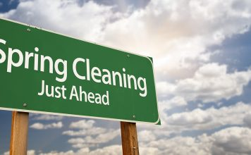 deep clean spring cleaning your home