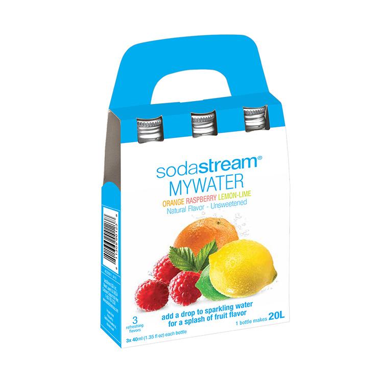 SodaStream water