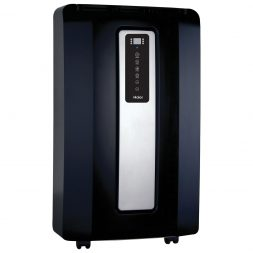 air conditioners buying guide - portable air conditioner black