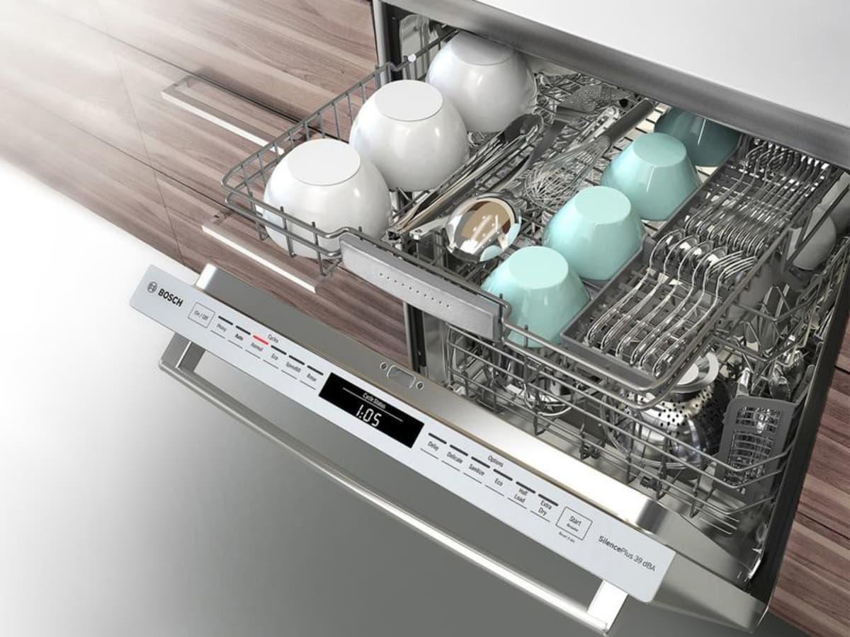 third rack new dishwasher