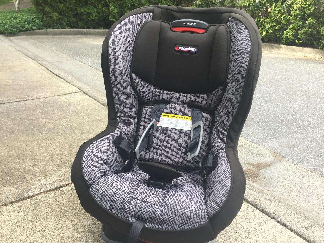Britax Essentials Allegiance Car Seat Review Best Buy Blog