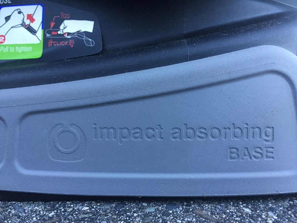 Britax Essentials Allegiance Seat Base