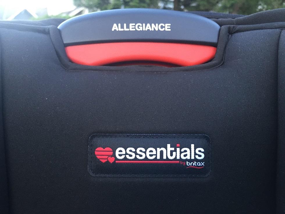 Britax Essentials Allegiance Seat Teaser Image