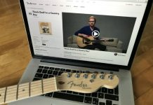Fender Play Great Learning Tool